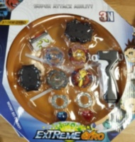 Набор (с ареной) Beyblade Extreme Storm Gyro Super Attack Ability 3N